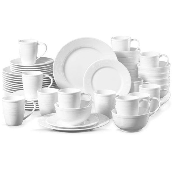 Pickwick by gorham 48 piece set (675 BRL) ❤ liked on Polyvore ...