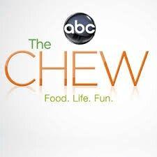 Hey I'm on The Chew today....at least I'm in the audience.  #IHeartBurgers