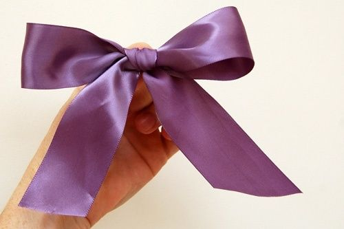Tie a Perfect Bow by fran