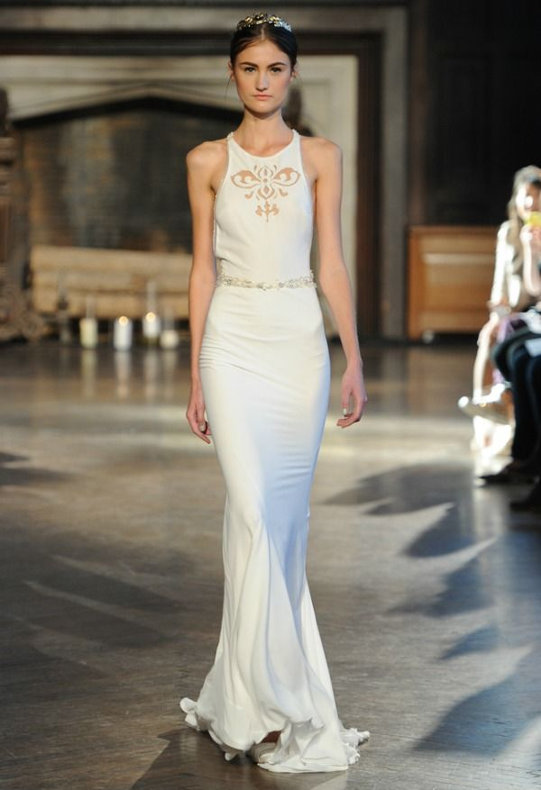 ca5885529f13 Inbal Dror Fall 2015 Bridal Collection Part 2 | Wedding dresses and ...