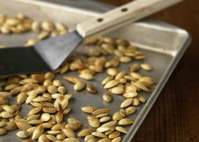 How to Prep and Roast Pumpkin Seeds