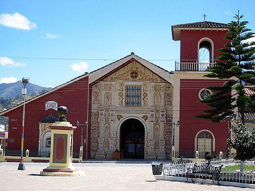 Ciudad De Loja House Styles Mansions Ecuador