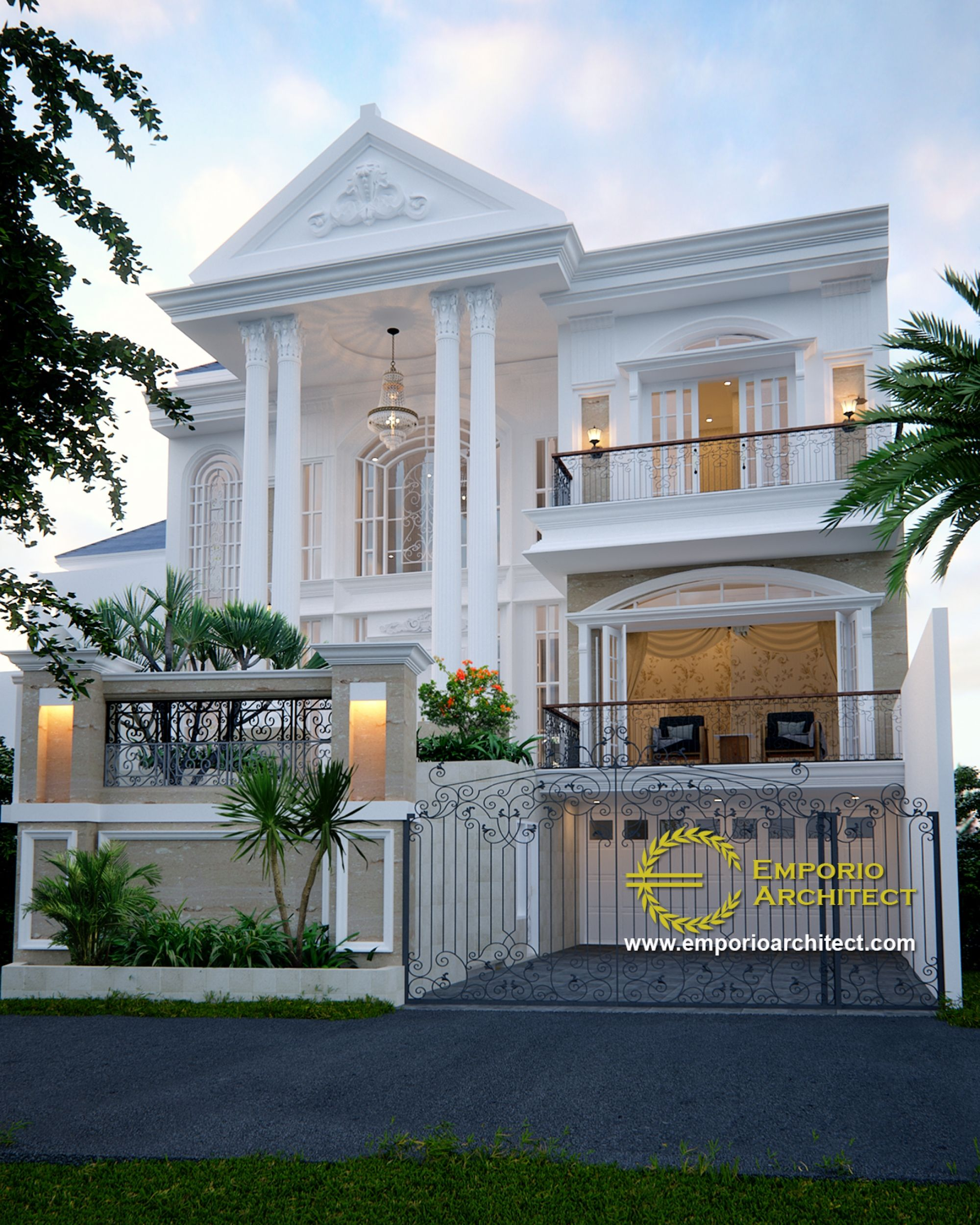 Model Rumah Jaman Sekarang : model, rumah, jaman, sekarang, Arsitek, Desain, Rumah, Endang, Cibubur, Jakarta, Berkualitas,, Villa, Modern, Tropis…, Mewah,, Rumah,, Arsitektur