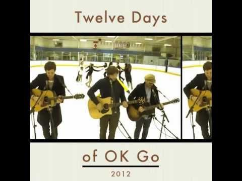 Celebrate the Holidays with the Twelve Days of OK Go. Here's a never-before-released Beatles cover; click here to download a free MP3 of the song: http://okgo.net/store/#!/180222