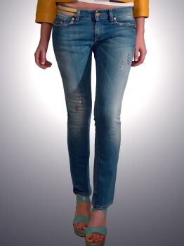 Buy Cheap 2018 New DENIM - Denim trousers Rossodisera Clearance With Mastercard Particular Discount Cool Shopping fTyDKy2fy