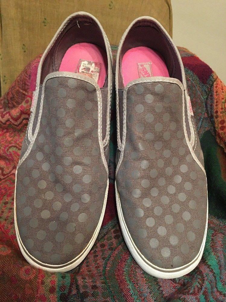69e1184e33b vans womens 9 slip ons  fashion  clothing  shoes  accessories  womensshoes   athleticshoes (ebay link)  UkSize7WomensShoesConversion