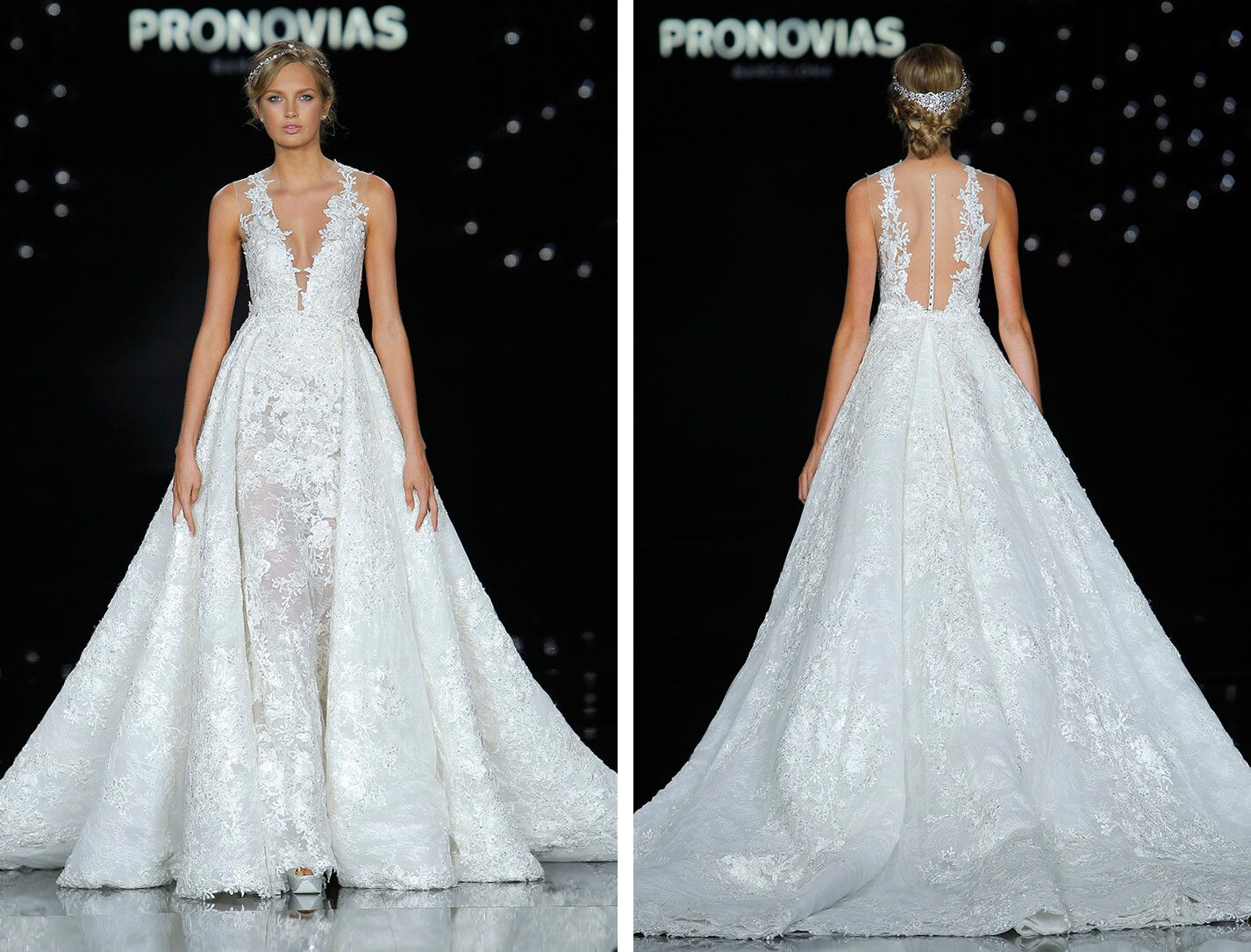 2017 Pronovias Fashion Show In 2019
