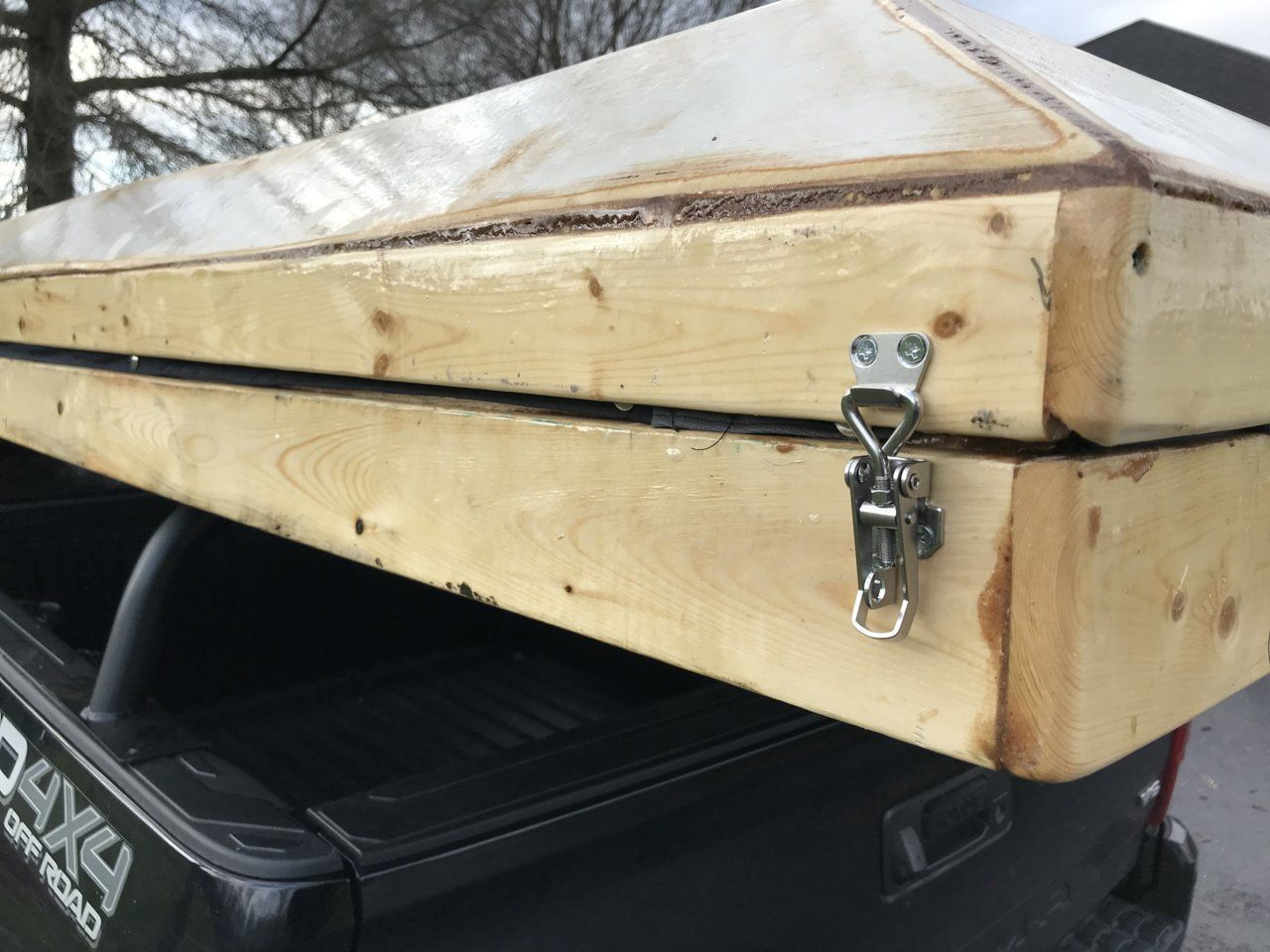 Roof Top Tent DIY Build (With images) Roof top tent
