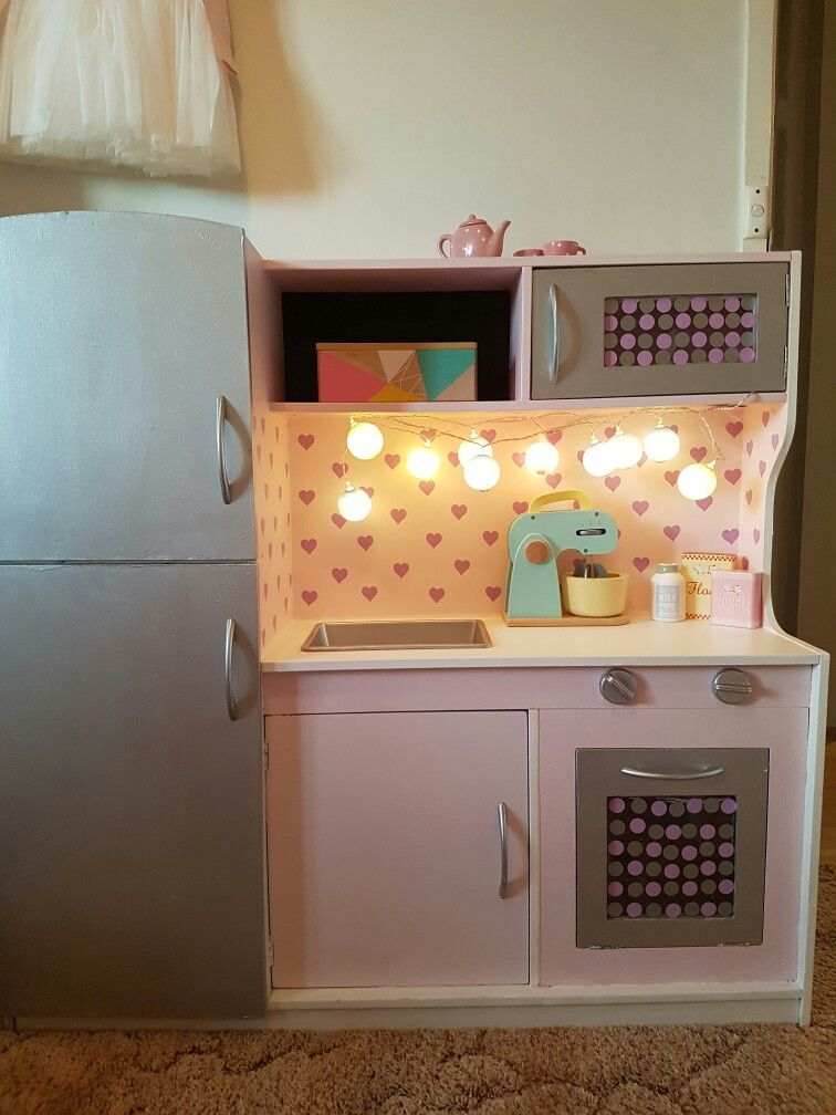 kmart kid s kitchen hack kmart kitchen makeover kids play kitchen ikea play kitchen on kitchen ideas kmart id=24078