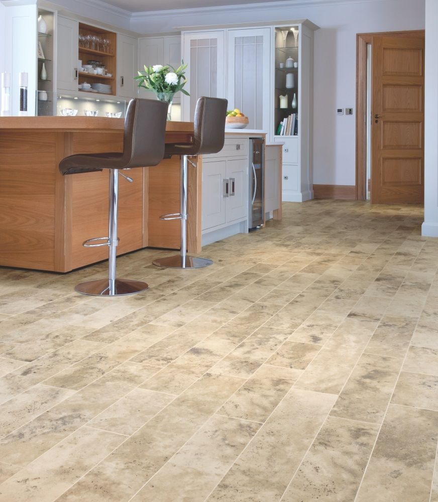 Kitchen vinyl effect flooring tiles planks karndean browse our gallery of kitchen floor tiles that suit any decor style get inspiration for your kitchen floor with a range of luxury vinyl tiles borders dailygadgetfo Image collections