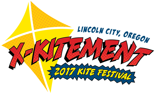 Check Out All The X Kitement At The Summer Kite Festival In Lincoln City Or Kite Festival Lincoln City Festival