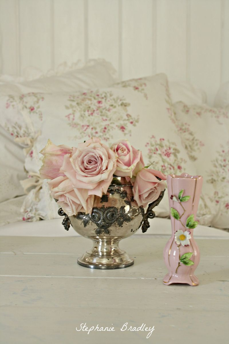 THE perfect pale pink rose 0) Shabby chic, Vintage