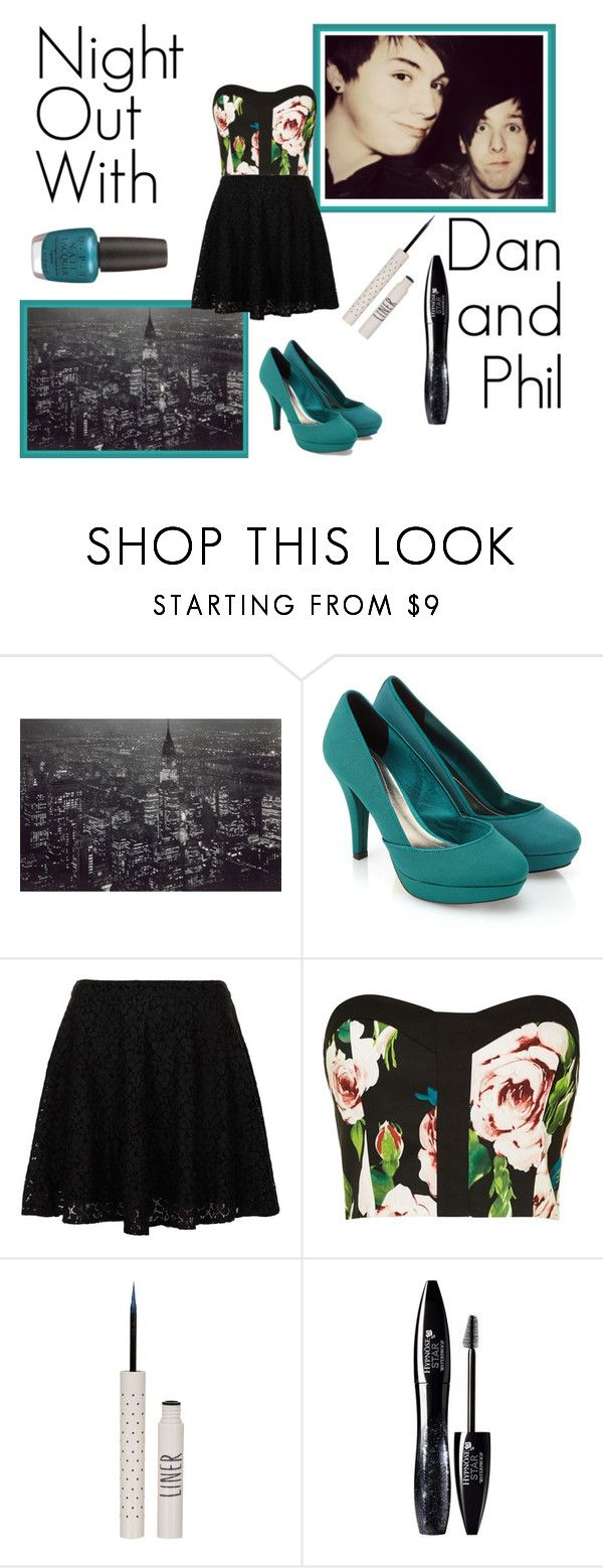 """I could really use a wish right now"" by annieisawallflower ❤ liked on Polyvore featuring Monsoon, Topshop, Paper Dolls, Lancôme and OPI"