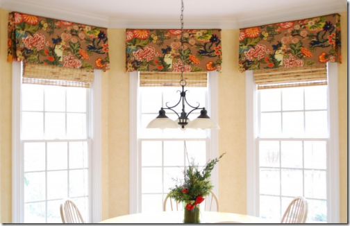 Marvelous Valance Styles For Window Treatments | Window Treatment Ideas For Bay  Windows | Simplified BeeSimplified Bee