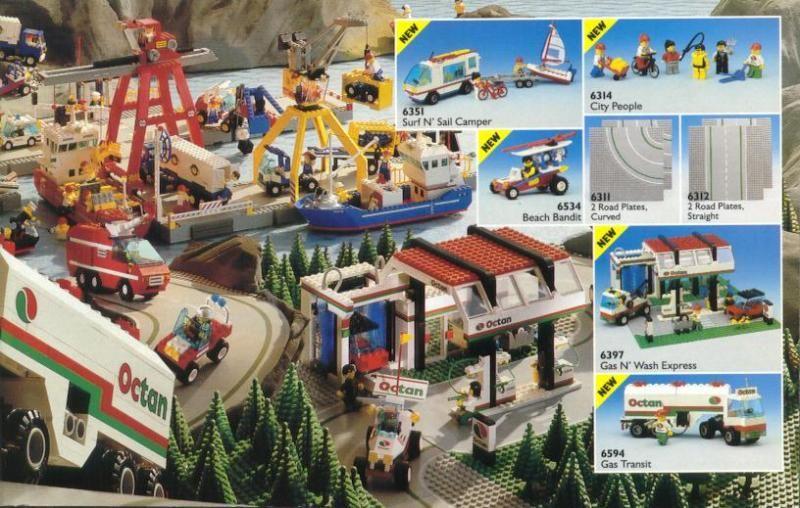1992 catalog | Lego | Lego, Toys, Catalog