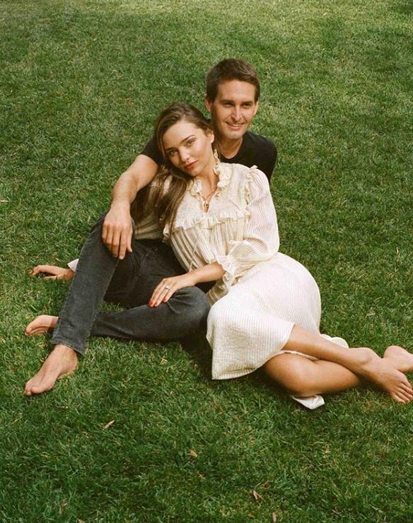 Evan Spiegel in 2020 Miranda kerr and evan, Miranda kerr