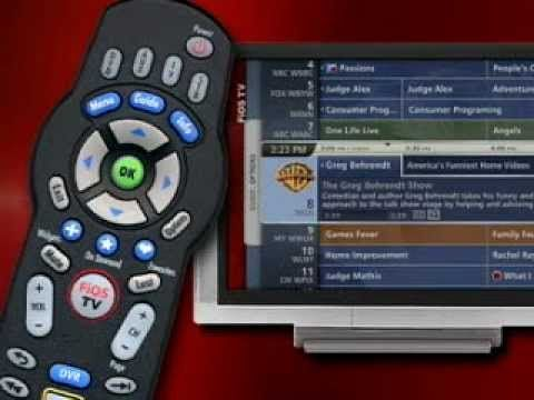 How to use the Motorola Univeral Remote Control Verizon