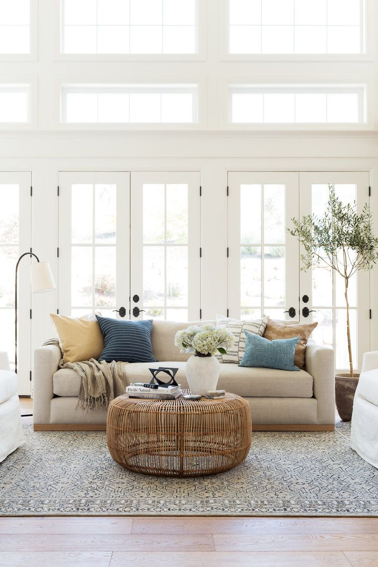 Elements Of A Casual Cool Sitting Room Living Room Designs