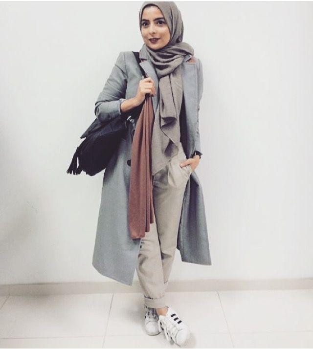 Hijabi urban style