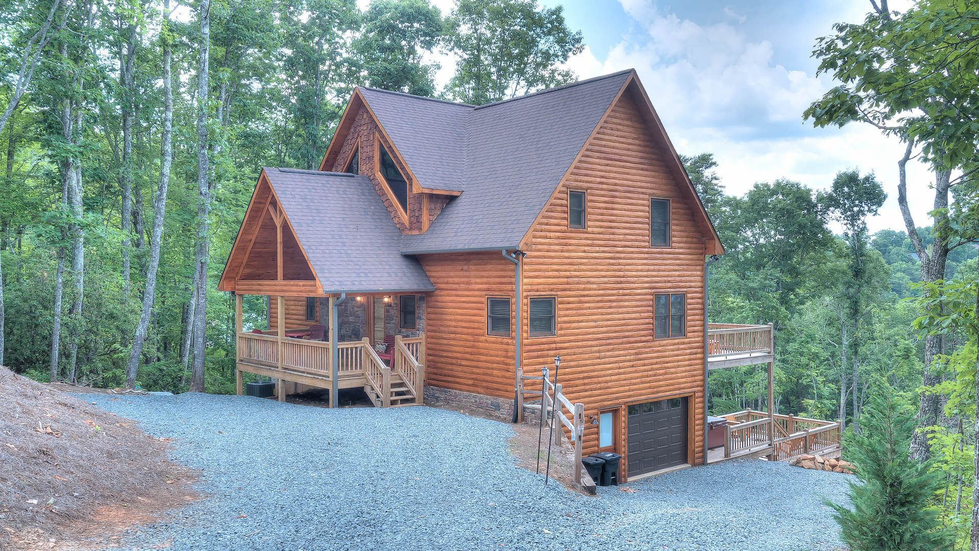 blue ga in georgia cabin rental rentals cabins sundance rent waterfront ridge