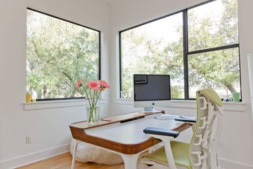 My Houzz: Modern Home Contemporary Home Office