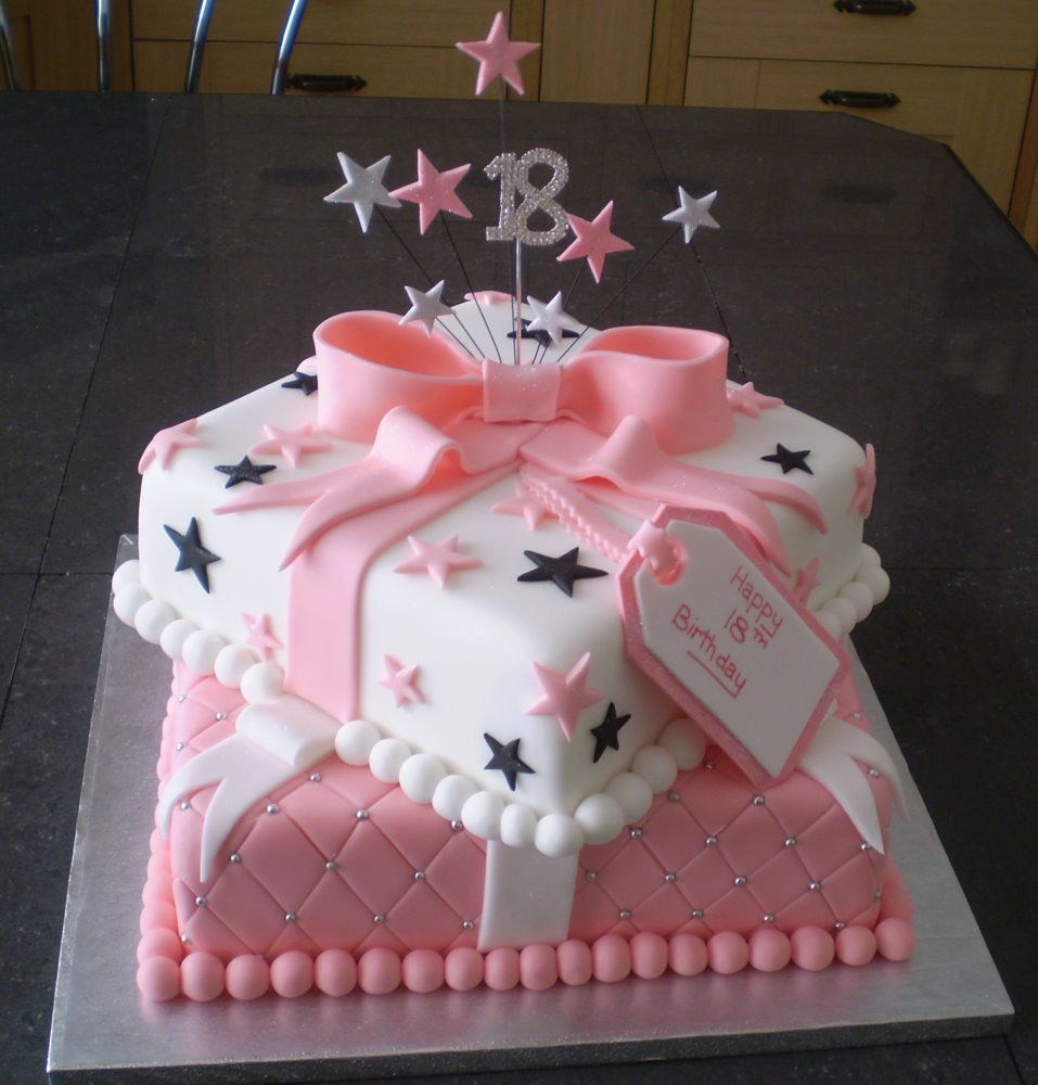 Birthday cakes for girls 18 google search birthdays for 18th birthday decoration ideas for girls