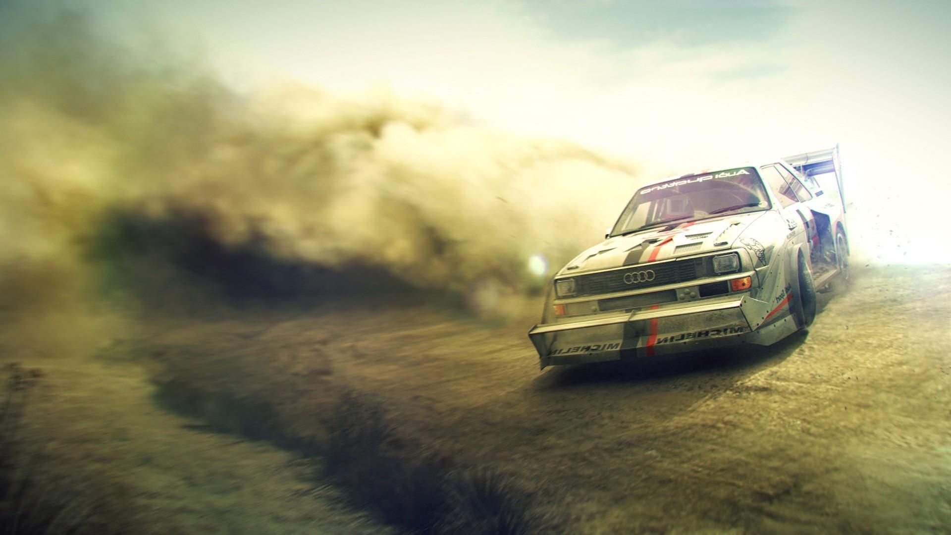 Dirt 3 Race Monster Game Wallpaper