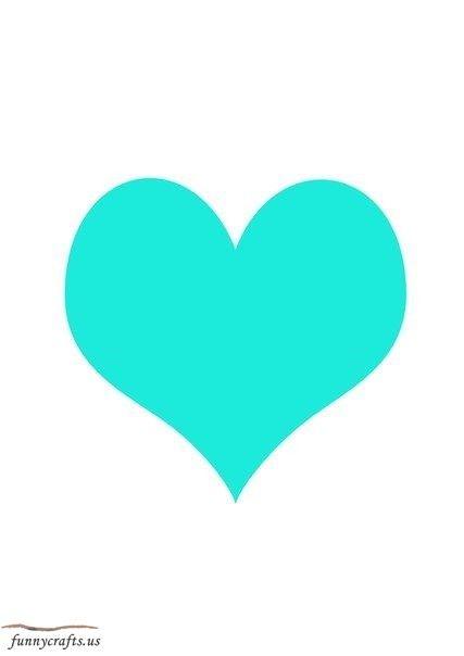 shapes heart | Matematyka | Pinterest | Shapes, Kindergarten math ...