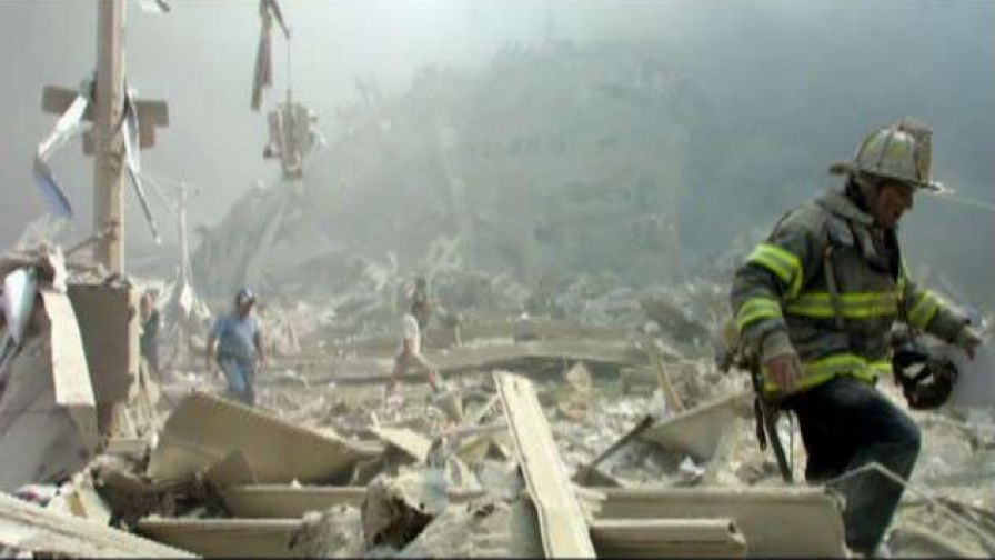 At least 15 men who were at Ground Zero after 9/11 report breast cancer