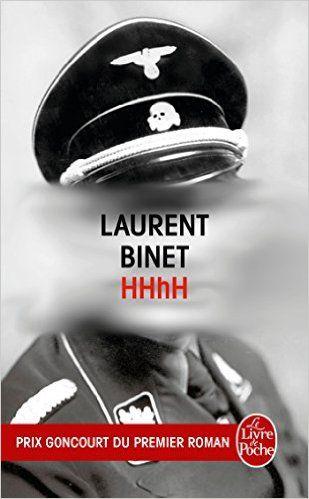 Amazon Fr Hhhh Laurent Binet Livres Lecture Roman