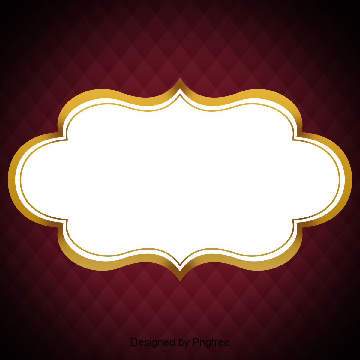 Vector European Border Frame European Border Retro Borders Png Transparent Clipart Image And Psd File For Free Download Banner Design Inspiration Wedding Background Images Background For Photography