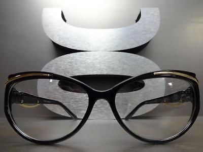 a03dc4c4ef Women CLASSIC VINTAGE 50s RETRO CAT EYE Style Clear Lens EYE GLASSES Small  Frame