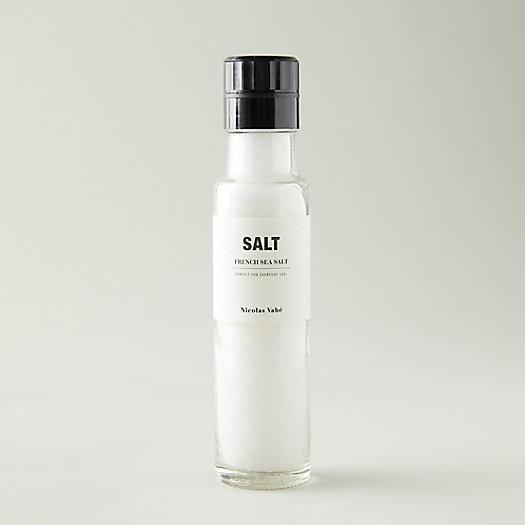 Nicolas Vahe French Sea Salt - Terrain