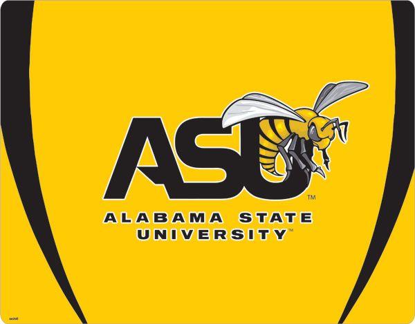 Alabama State University Logo Schools Alabama State