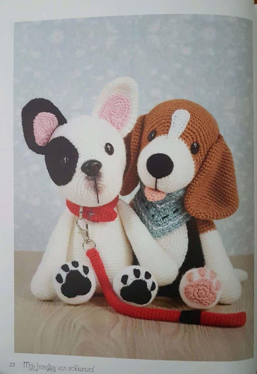 50 cachorros.pdf | Cães | Croch