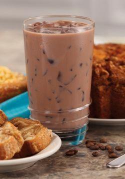Zimt-Mokka-Eiskaffee (Ich werde herausfinden, wie man ...
