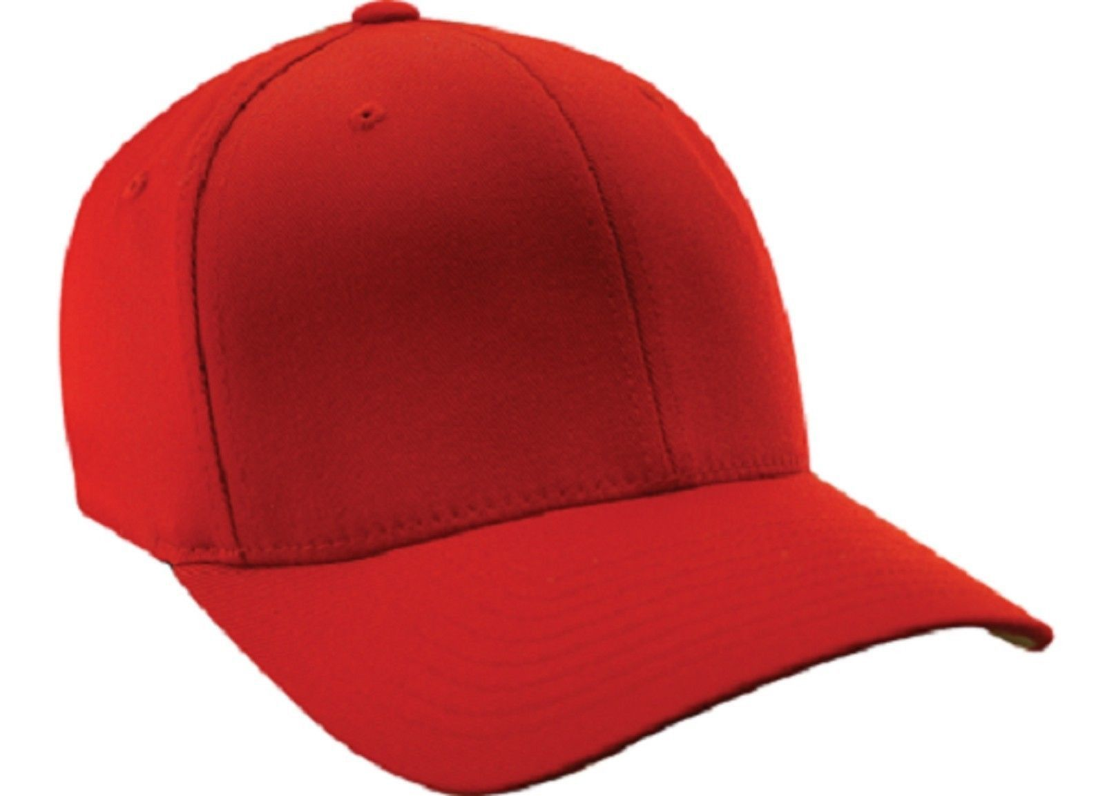 1a1b405b994 PLAIN flexfit FITTED BASEBALL CAP HAT BLACK L  XL for Christmas