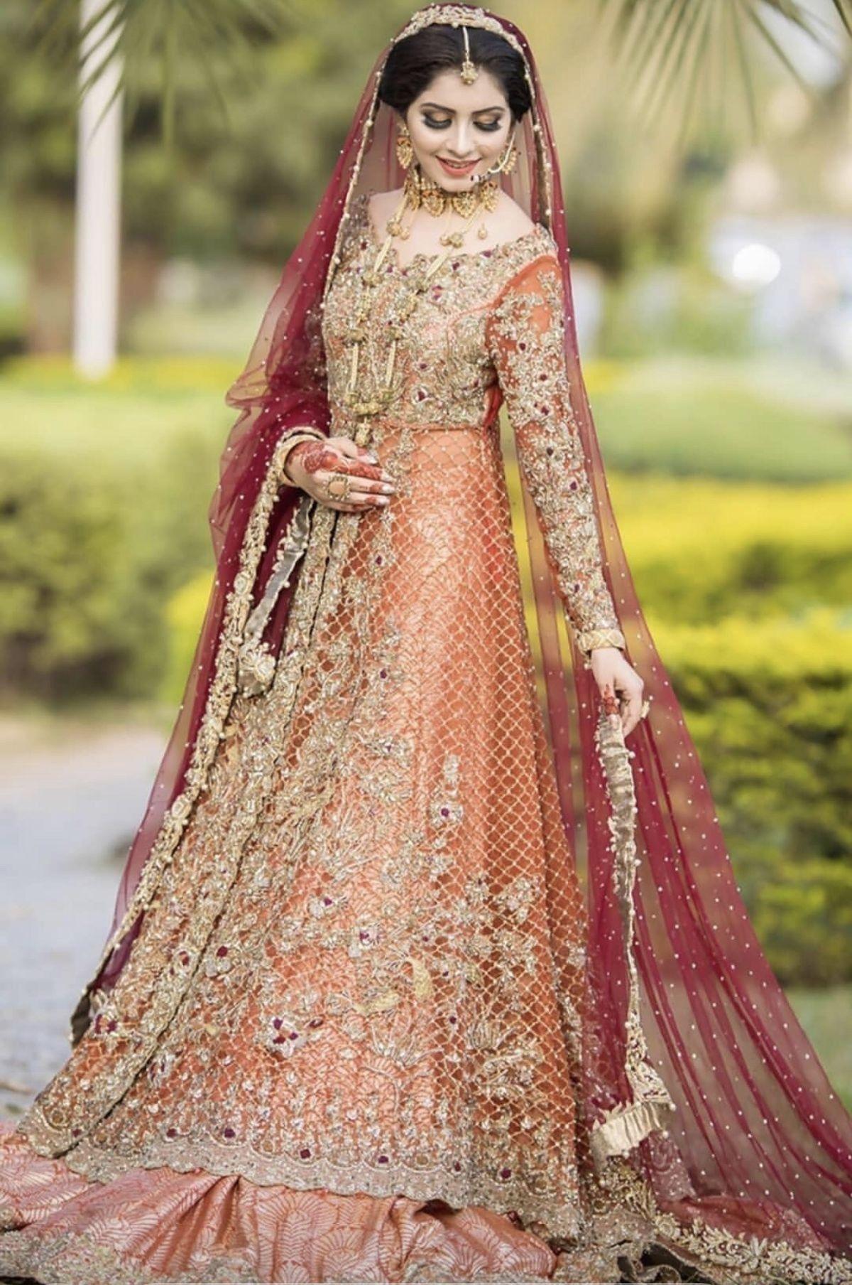 Goldenzaribyjawad 923223200001 bridal dress fashion
