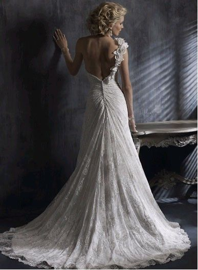 Words cannot describe how beautiful this dress is!