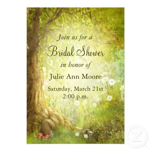 OMG Even Bridal Shower Invites to Match. TOO perfect