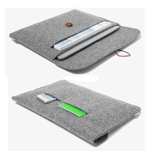 High Quality Felt Sleeve For Macbook Air Pro Retina 11 6 Notebook Liner Sleeve 13 3 Laptop Bag 15 4 Ultrabook Pouch Fo Envelope Bag Diy Laptop Case Ipad Bag