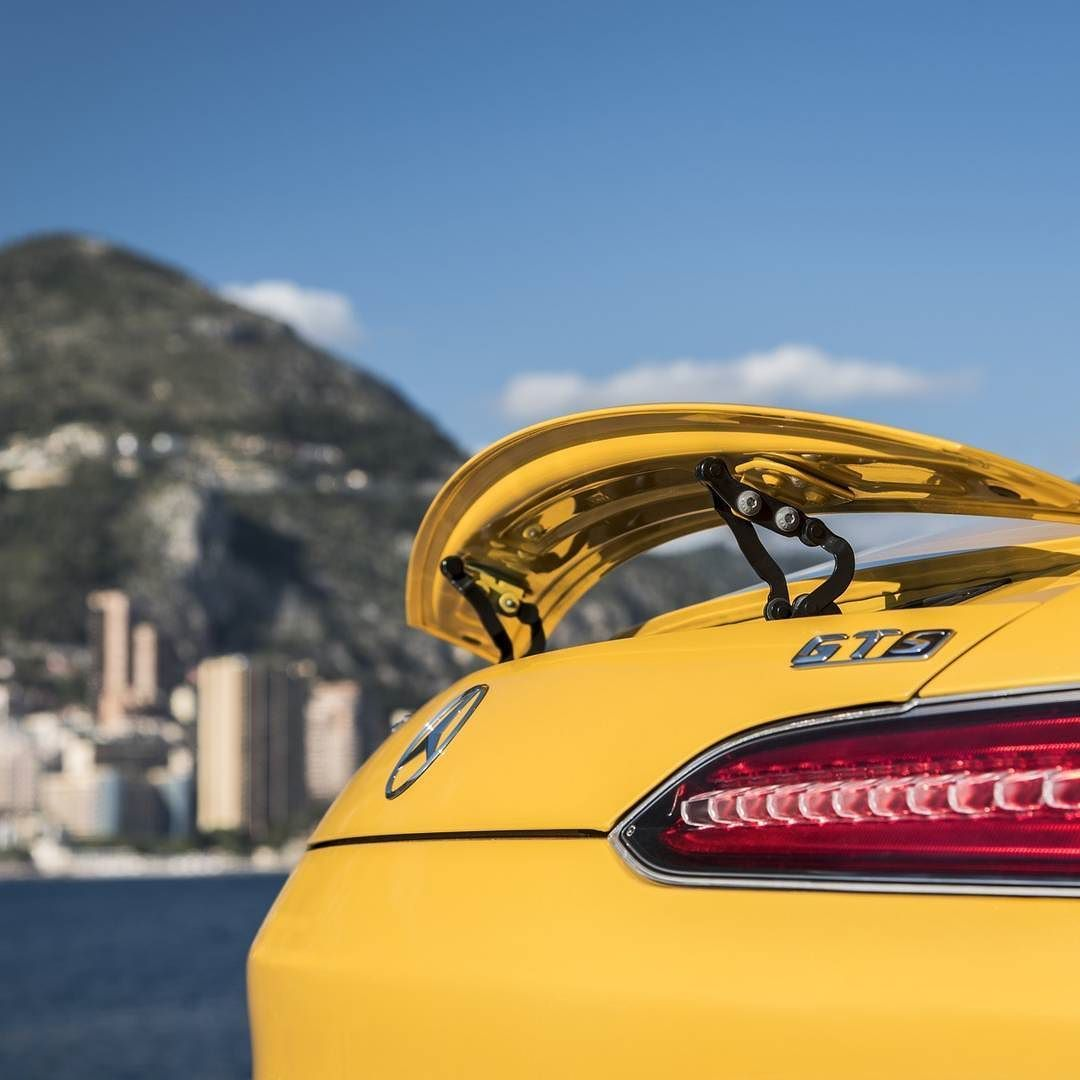 Some things can't be mass-produced. The Mercedes-AMG GT S captured by @basfransencarphotography for #MBsocialcar #MercedesBenz #Mercedes #MercedesAMG #AMG #performance #design #handcraftedbyracers #detail #view #monaco [Fuel consumption combined: 9.6-9.3 l/100km | CO2 emission combined: 224-216 g/km] by mercedesbenz