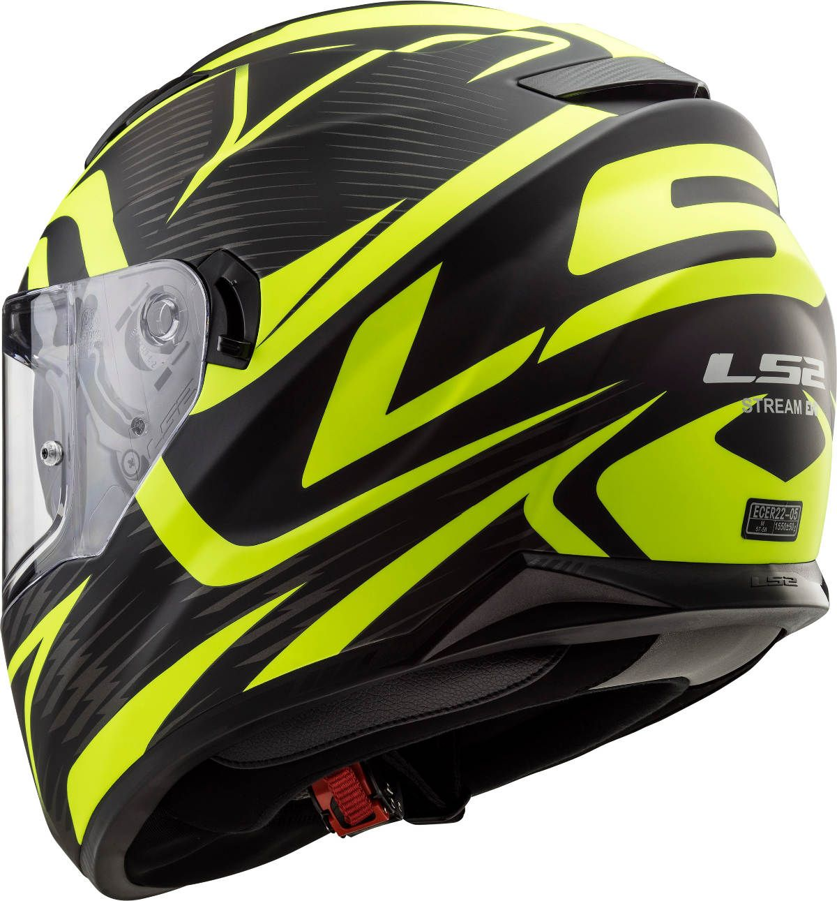 New Ls2 Stream Evo Helmet Targets Fatigue And Noise Motorcycle