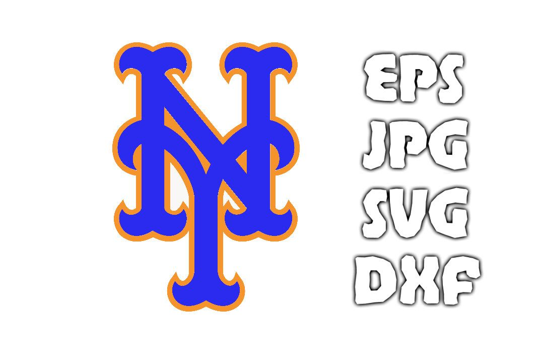 Pin By Regina Ward On Cricut New York Mets Logo Vector Design Cricut