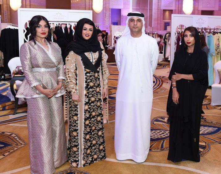 """انطلق معرض """"فاشن"""" في أبوظبي من تنظيم شركة """" M..."""