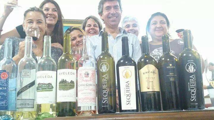 Aula da Wine Senses #vinhosportugueses