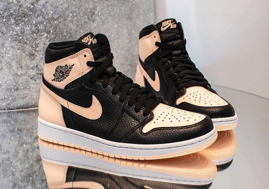 Jordan 1 Retro High OG Crimson Tint