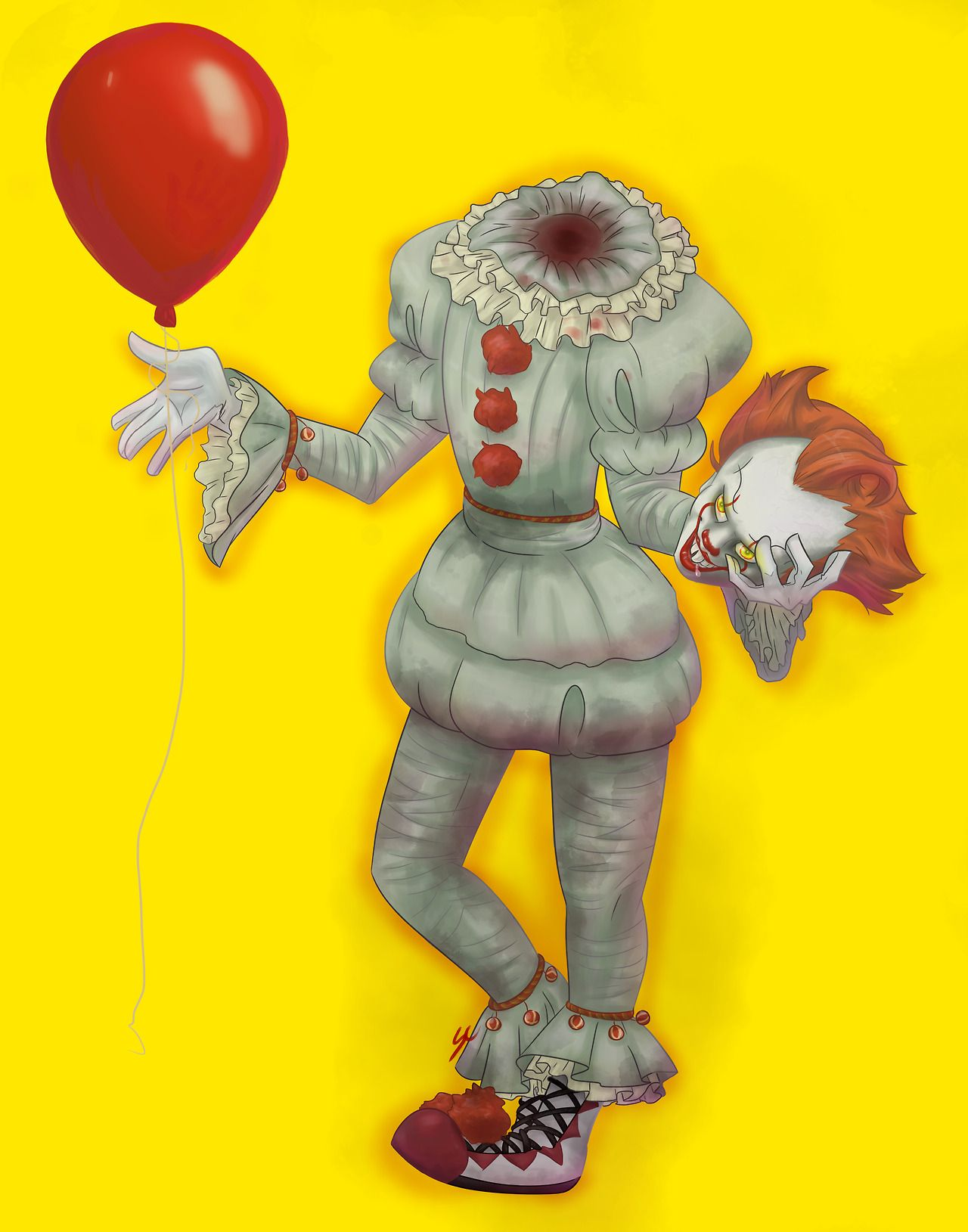 I Love Pocket Monster Saltycl0wn Dancing Sewer Daddy Behold The In 2020 Pennywise The Dancing Clown Scary Movies Pennywise