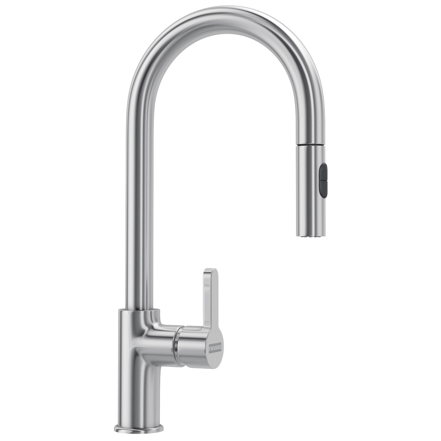 Franke Arena Pull Out Spray Kitchen Sink Mixer Tap SilkSteel PVD ...