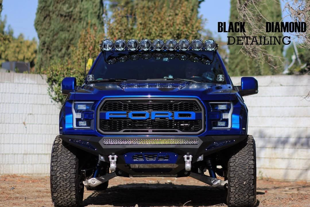Shop Our 2018 Ford Raptor Bumpers Ford Fordtrucks Fordraptor